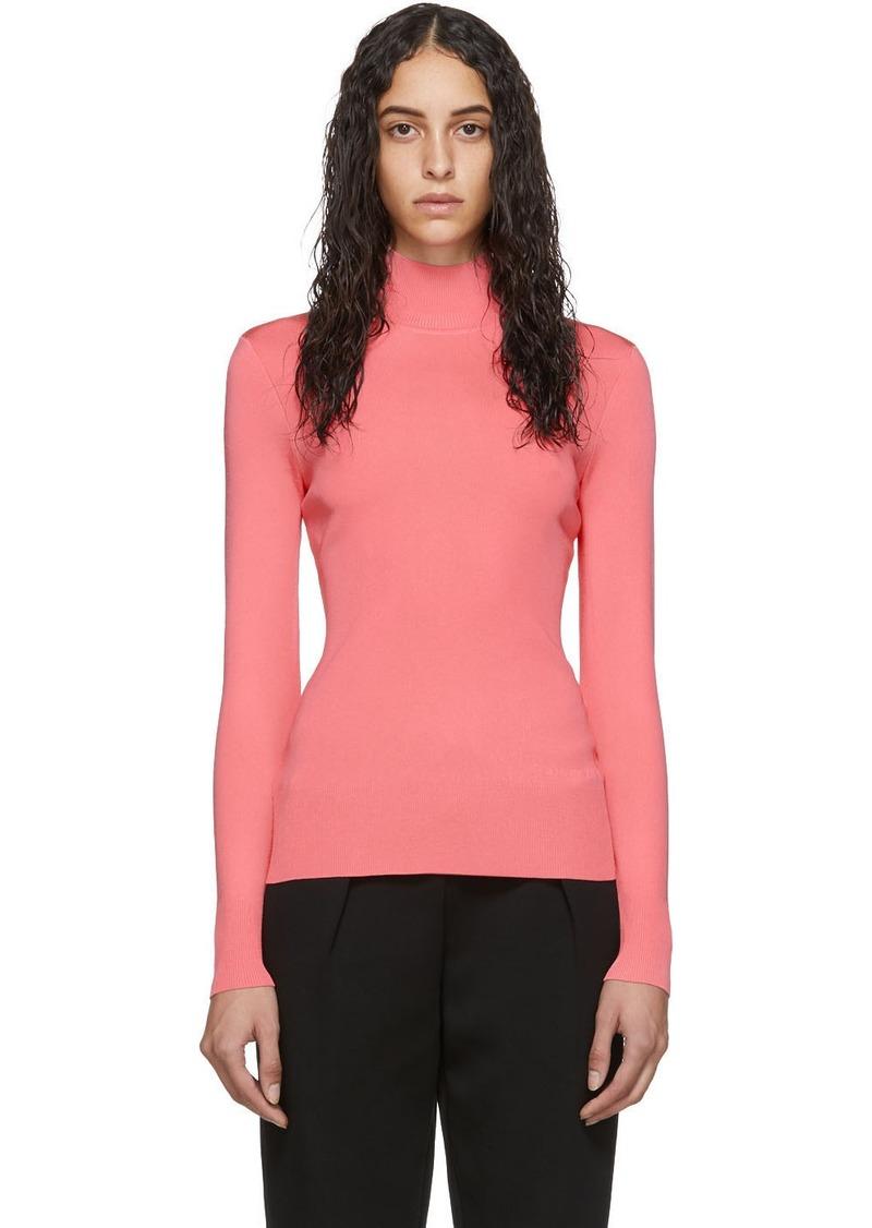 Givenchy Pink Intemporel Turtleneck