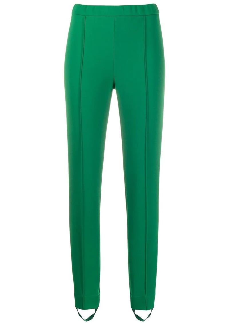 Givenchy piped seams leggings