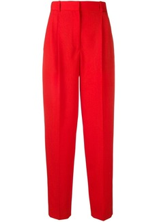 Givenchy pleated high-rise trousers