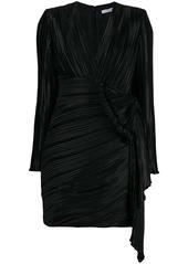 Givenchy pleated mini dress