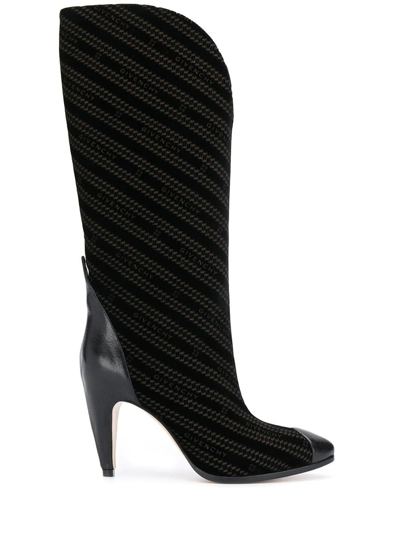 Givenchy pointed-toe boots
