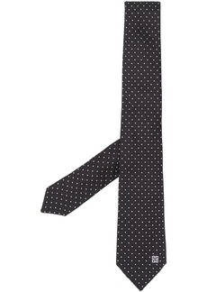 Givenchy polka-dot silk tie