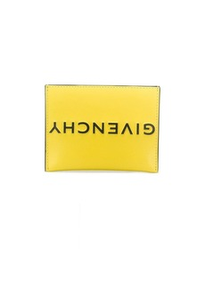 Givenchy printed logo cardholder