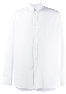 Givenchy printed long-sleeve shirt