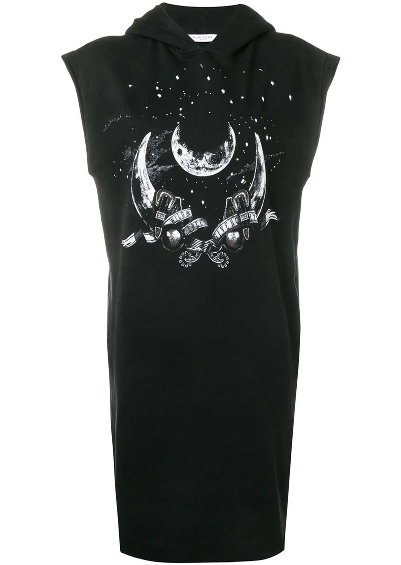 Givenchy printed T-shirt dress