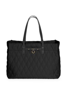 Givenchy Quilted East/West Shopper