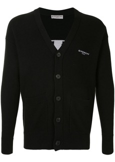 Givenchy Rare intarsia-knit cardigan