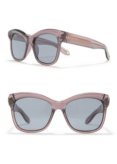 Givenchy Rectangle 55mm Sunglasses