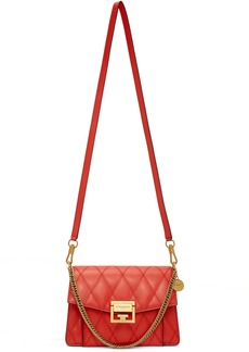 Givenchy Red Small GV3 Bag