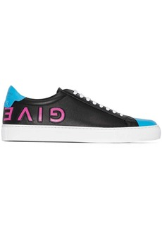 Givenchy reverse logo sneakers