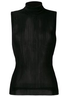Givenchy ribbed blouse