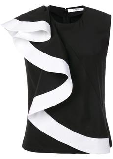 Givenchy ruffled top