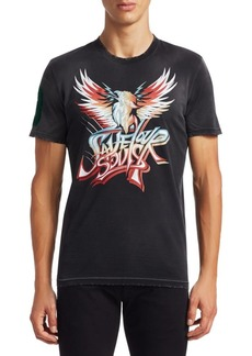 Givenchy Save Our Souls Print Tee
