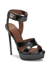 Givenchy Shark Stiletto Platform Sandals