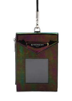 Givenchy Shiny Leather Iphone Bag