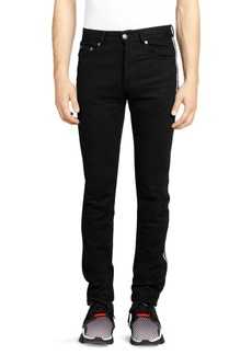 Givenchy Side-Tape Logo Jeans