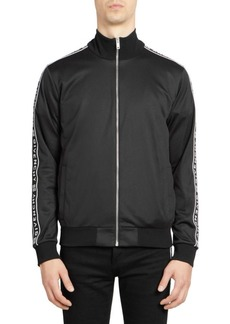 Givenchy Side-Tape Logo Track Jacket