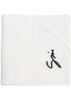 Givenchy signature logo scarf