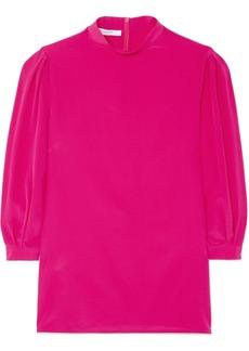 Givenchy Silk Crepe De Chine Blouse