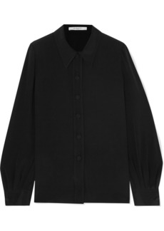 Givenchy Silk Crepe De Chine Blouse