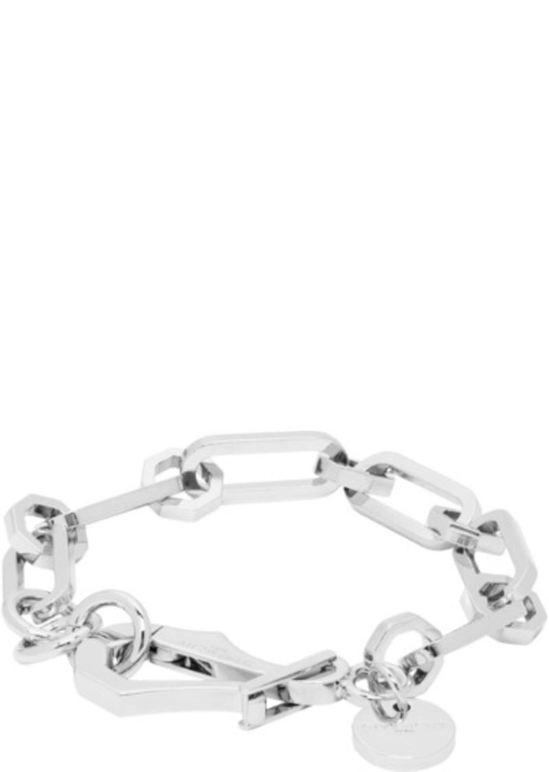 Givenchy Silver Chain Bracelet