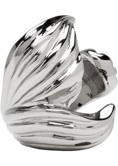 Givenchy Silver Eclipse Ring