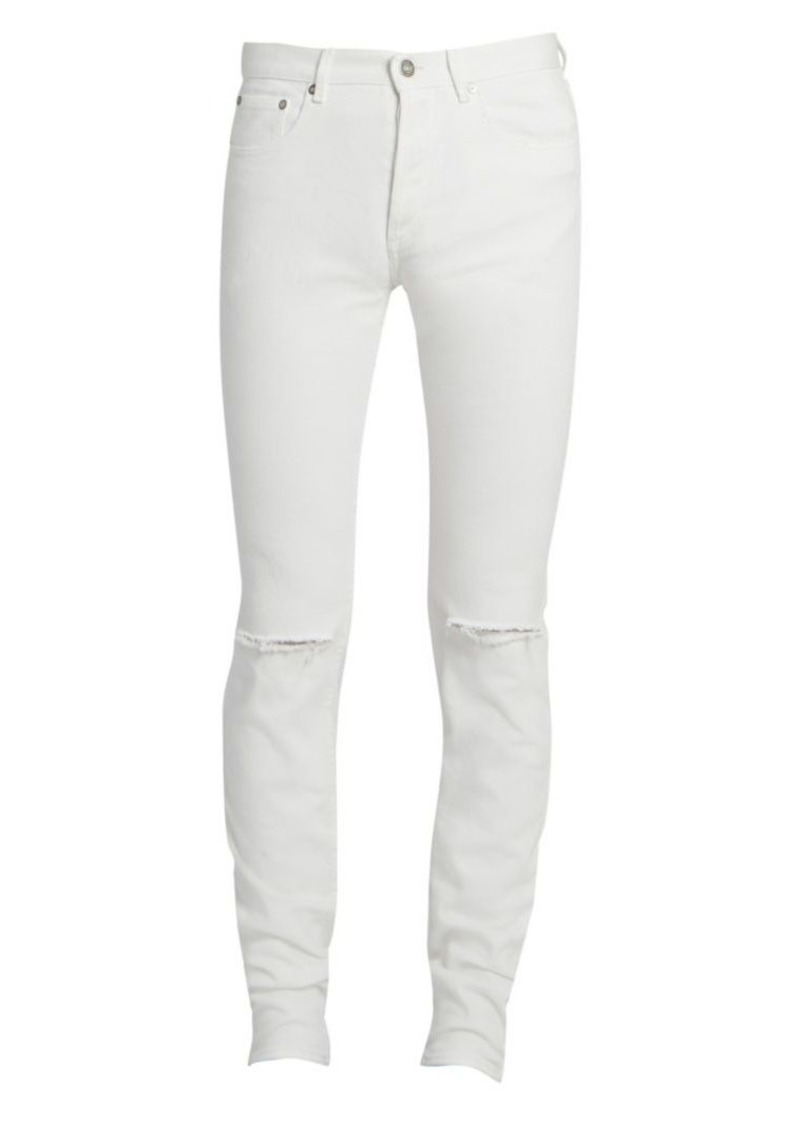 Givenchy Skinny Distressed Jeans