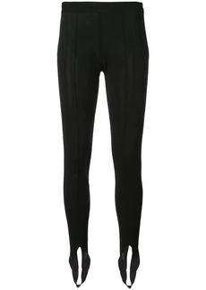 Givenchy skinny stirrup trousers
