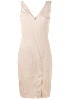 Givenchy sleeveless asymmetrical dress