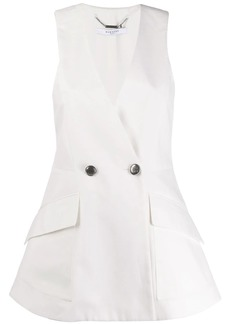 Givenchy sleeveless blazer jacket