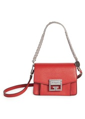 Givenchy Small GV3 Bright Red Shoulder Bag