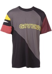 Givenchy sporty printed oversized T-shirt