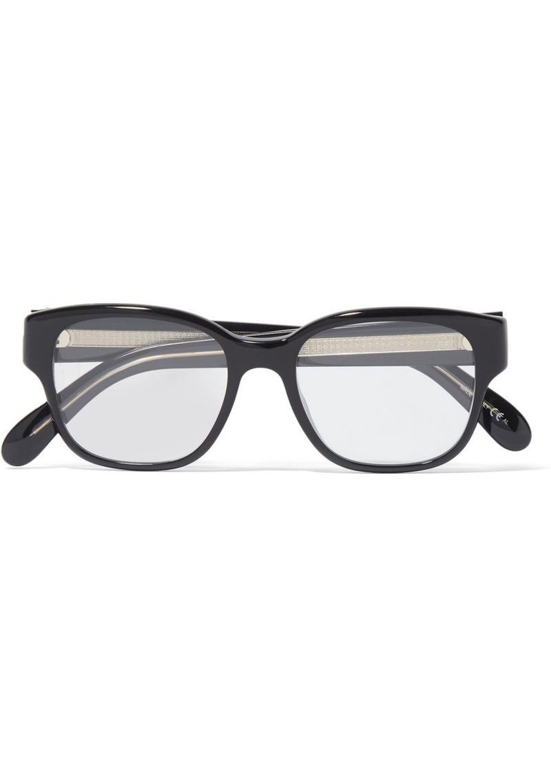Givenchy Square-frame Acetate Optical Glasses