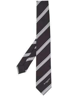 Givenchy striped pattern tie