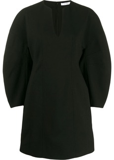 Givenchy structured sleeves short dress