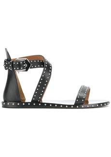 Givenchy studded gladiator sandals
