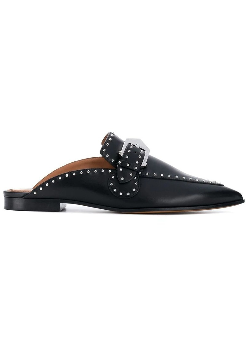 Givenchy studded slip-on mules