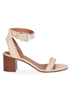 Givenchy Studded Suede Sandals