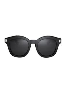 Swarovski Crystal Embellished Wayfarer Sunglasses