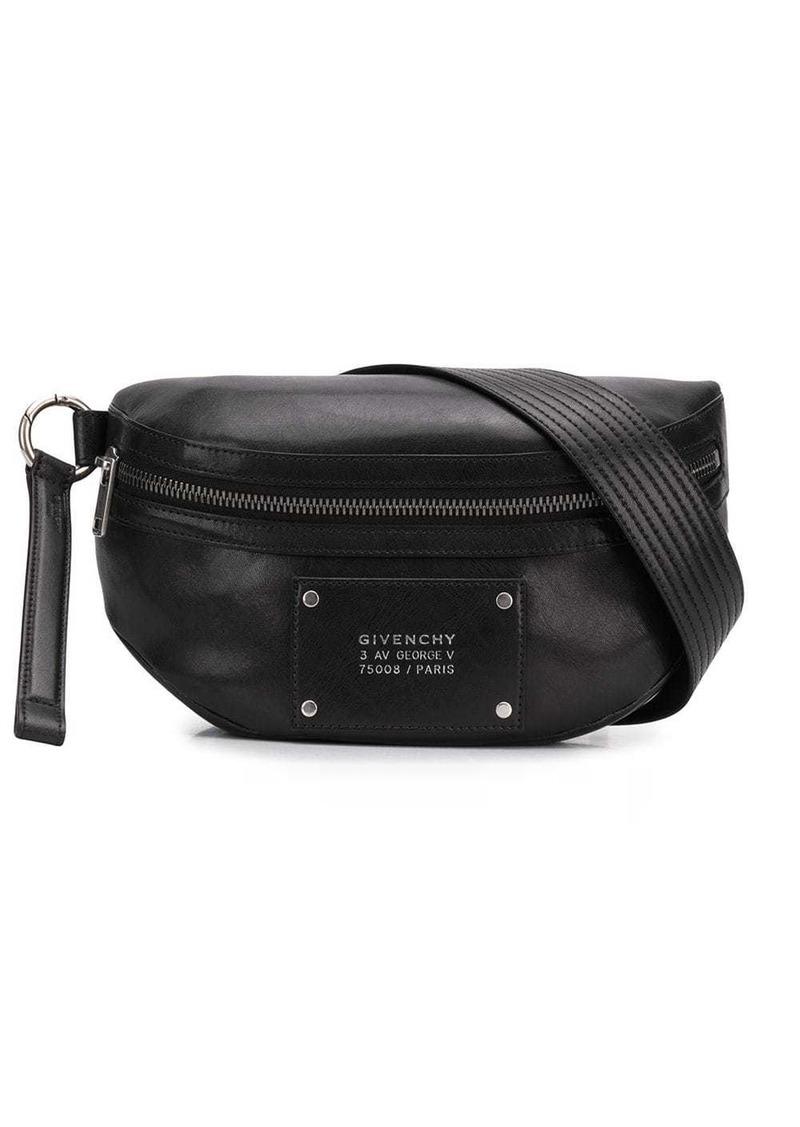 Givenchy Tag bum bag