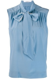 Givenchy tie-neck blouse