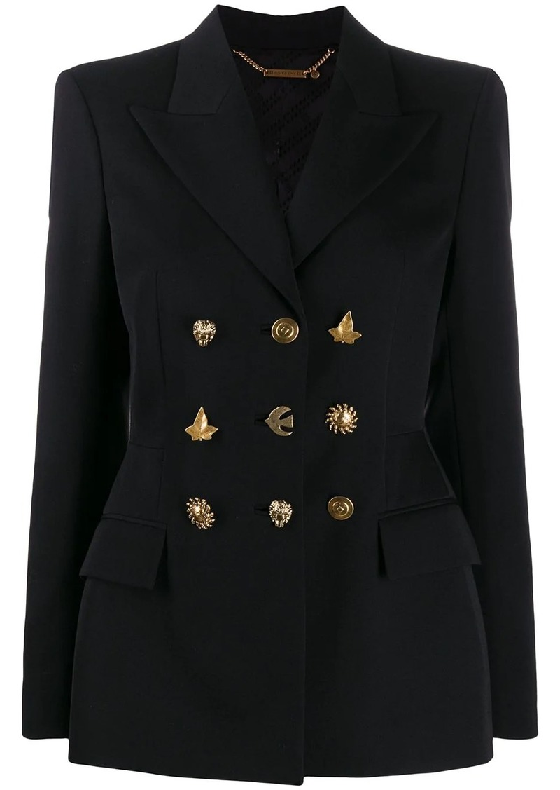 Givenchy triple-breasted effect blazer