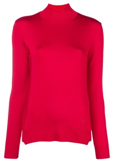Givenchy turtle-neck fitted sweater