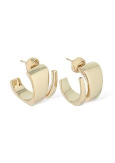 Givenchy Twist Mini Hoop Earrings