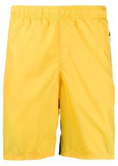 Givenchy two-tone swim shorts