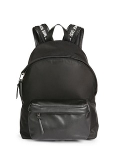 Givenchy Urban Sternum Zip Backpack