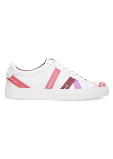 Givenchy Urban Street Low-Top Leather Sneakers
