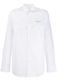 Givenchy utility shirt
