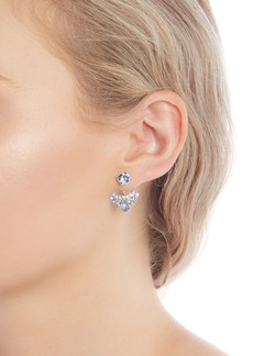 Givenchy Verona Drop Back Earrings