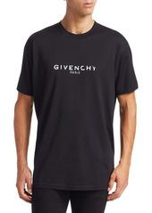 Givenchy Vintage Oversize Logo T-Shirt